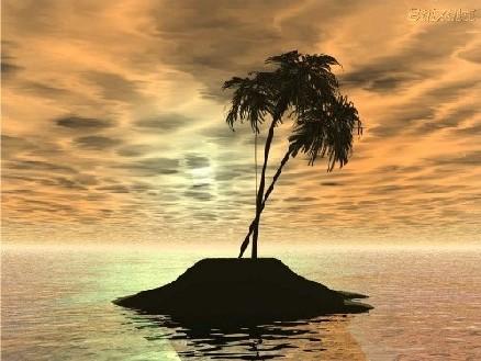 Mi isla, mi refugio mortal