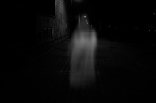 El Espectro de mi Soledad - Cuentos de Terror Cortos